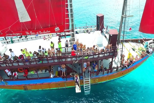 Boat Tours in Barbados