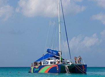 Jammin Catamaran Cruises in Barbados