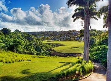 Royal Westmoreland Golf Course in Barbados