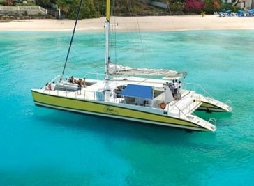 Tiami Catamaran Cruises in Barbados